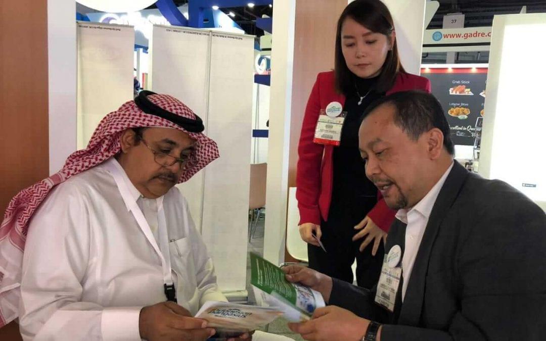 Indonesian Pangasius at SEAFEX 2018 Dubai